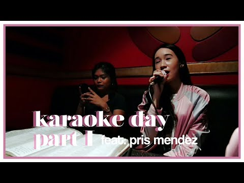 Karaoke Day Part I ♡ Nicole Faller