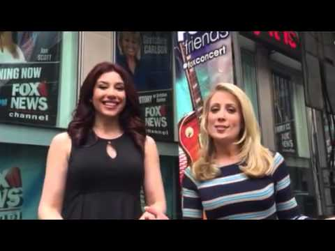 Fox and Friends Summer Concert Series Live Stream promo