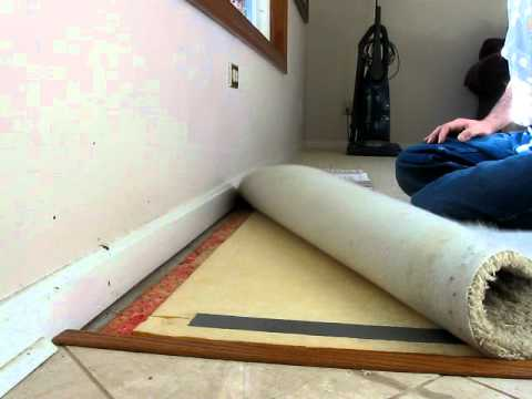 Carpet Installation Crash Course How To Youtube