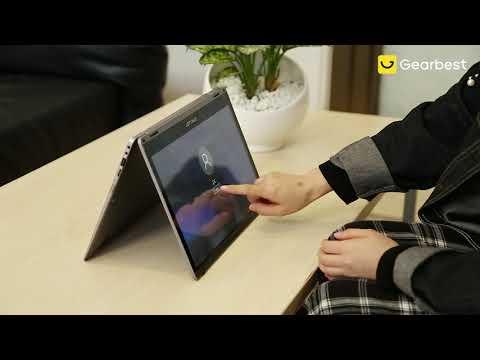 Teclast F6 Plus 13.3 inch Convertible Laptop - Gearbest.com
