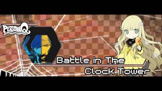 Persona Q - Battle On The Clock Tower [Extended] [HD]