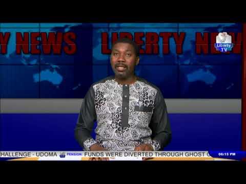 Liberty World News @6pm 15th November, 2017