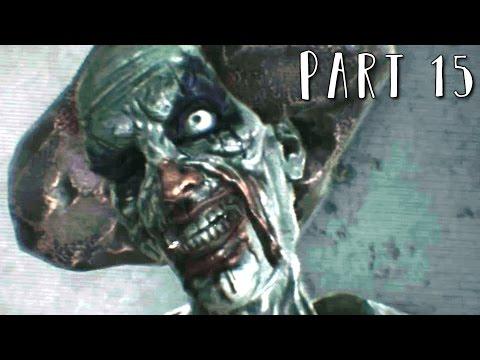 RESIDENT EVIL 7 Walkthrough Gameplay Part 15 - Happy Birthday (RE7)