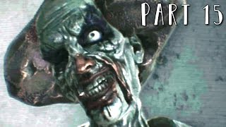 RESIDENT EVIL 7 Walkthrough Gameplay Part 15 - Happy Birthday (RE7)