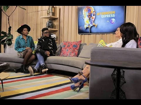 Palesa Mokubung & Moneoa Moshesh | Afternoon Express | 9 August 2018