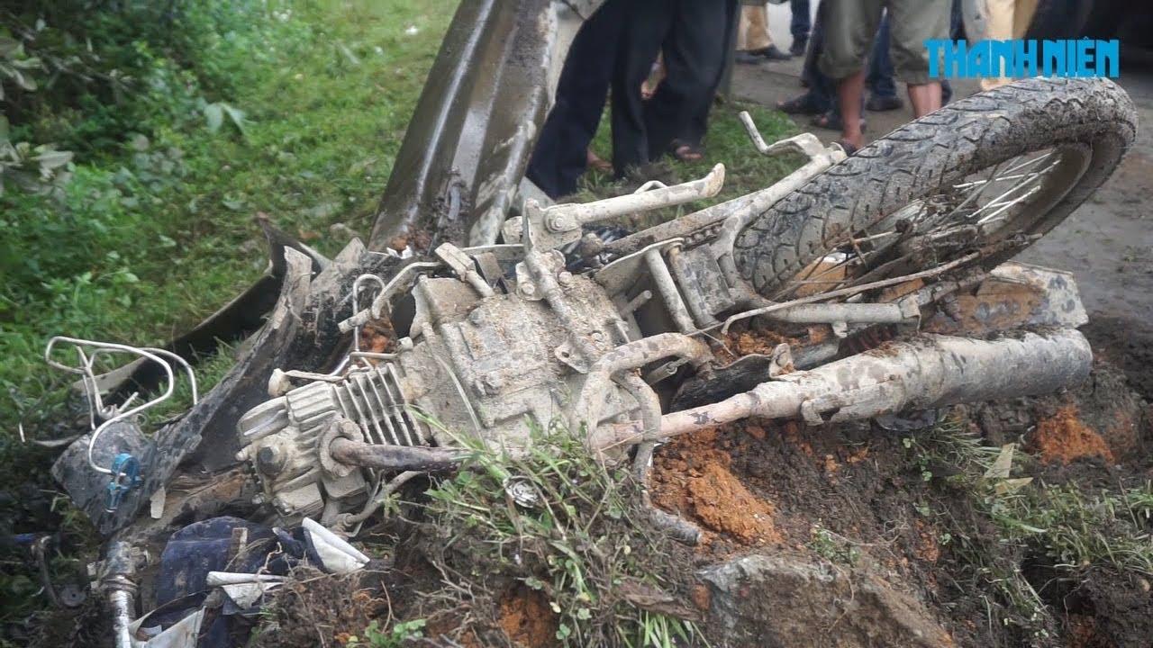 Tai nạn thảm khốc trên đường tránh Nam Hải Vân - Túy Loan