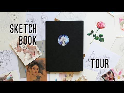 SKETCHBOOK TOUR