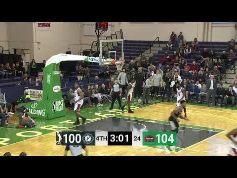 Darrun Hilliard (19 points) Highlights vs. Maine Red Claws