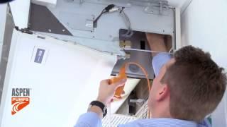 Aspen Mini Orange pomp - Installatie video - ClimaSense Airconditioning & Warmtepompen