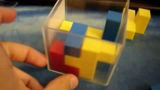 Tetris Cube Tutorial