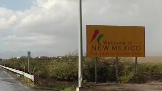 США - Канада. Лабрадор. Фильм 101. Дороги штата Новая Мексика