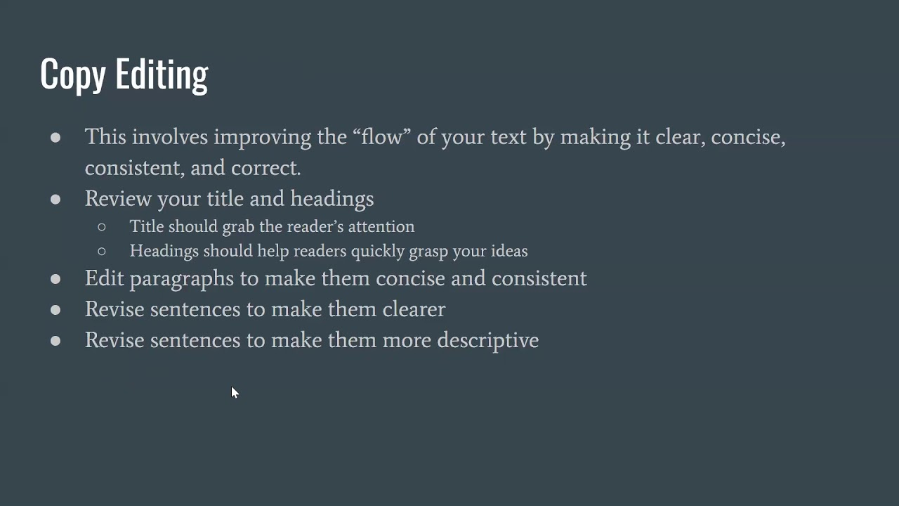 Proofreading service reviews