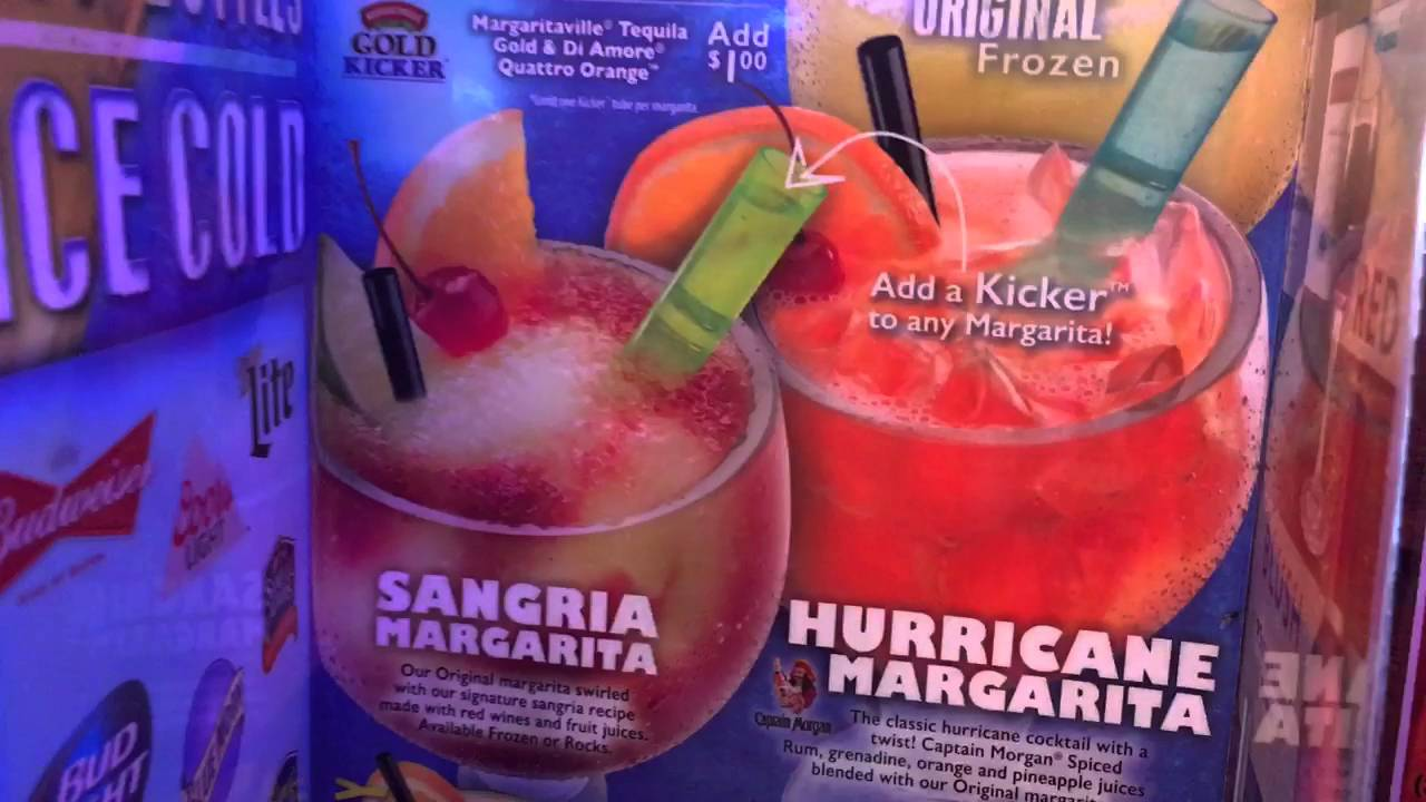 How To Make A Category  Hurricane Drink