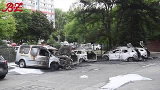 Berlin-Friedrichsfelde: Brandstiftung auf Telekom Gelände