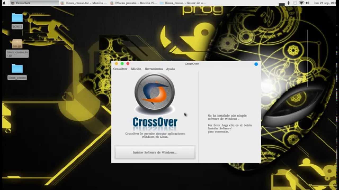 crossover linux full