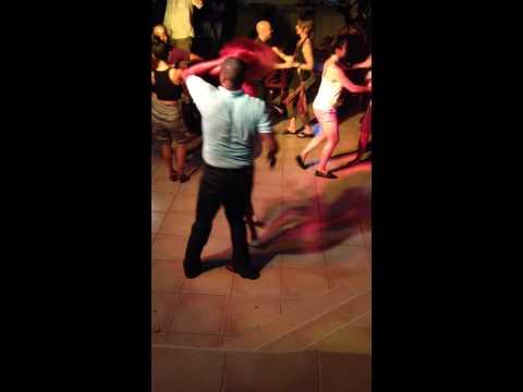 Bailar Casino/Casino Dance: at Casa del Changui in Guantanamo, Cuba