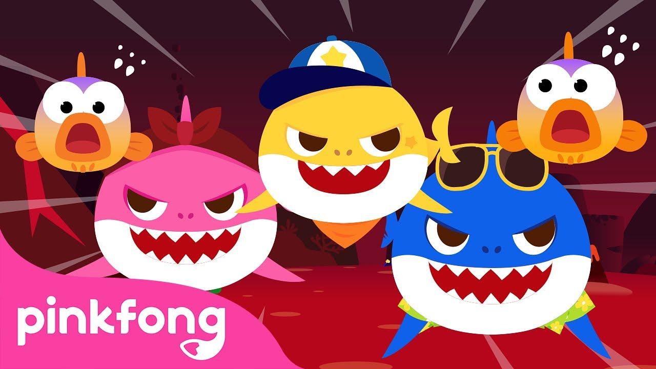 Baby Sharkcito @Baby Shark en español   Tiburón Bebé   Pinkfong Canciones Infantiles
