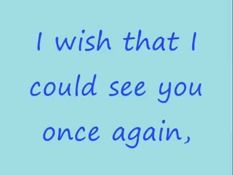 Garfield - So Long Old Friend Lyrics