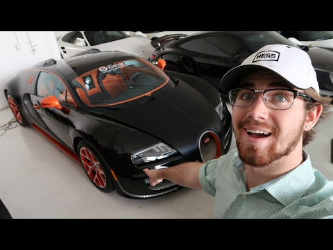 Arizona has the CRAZIEST CARS IN THE WORLD !!!