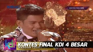 "Mahesya "" Zakia "" Pekanbaru - Kontes Final KDI 4 Besar (31/5)"
