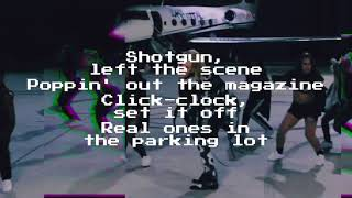 Iggy Azalea - Boom Boom (ft. Zedd) Lyric Video