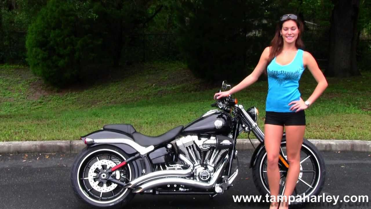 New 2013 harley davidson fxsb softail breakout for sale