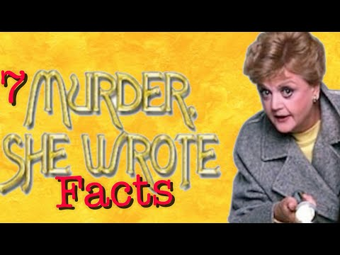 """7 Curious """"Murder, She Wrote"""" Facts"""