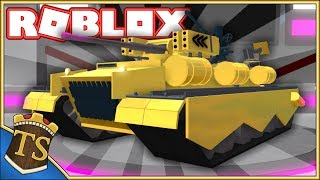 MOST EXPENSIVE TANK IN THE GAME, WINDS IN THE ARENA! -Car Crusher 2 | Danish Roblox
