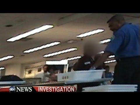 TSA Agent Found With ABC IPad: Brian Ross Blotter Investigation