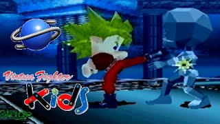 Virtua Fighter Kids playthrough (SEGA Saturn)