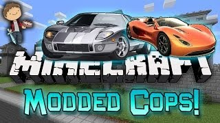 Minecraft: Modded Cops n