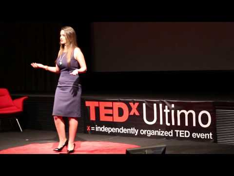 Avatars Are People Too | Rae Johnston | TEDxUltimo
