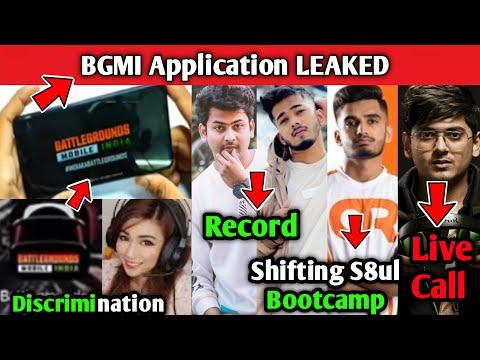 BGMI Apk Leak (Early Access?), Mavi in S8ul Bootcamp Soon, MortaL Bday, Scout, Ghatak, Dynamo RECORD