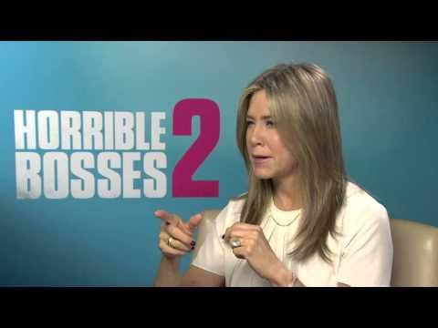 Jennifer Aniston on Ed Sheeran and Courteney Cox