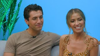 Kaitlyn Bristowe and Jason Tartick (FULL INTERVIEW)
