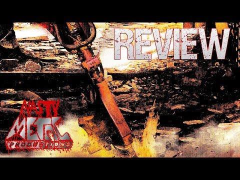 NMP | The Reviews #97 | Anvil - Pounding the Pavement (Album) (2018)