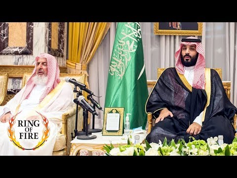 How Washington Corruption Enabled Saudi Arabia's Government Purge