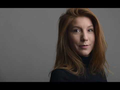 Kim Wall, Swedish Journalist missing after entering a submarine in Copenhagen