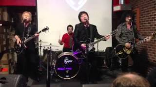 "The Romantics ""Tell it to Carrie"" Gretsch Day June 15th 2013"