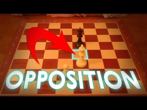 Chess Endgame Fundamentals: King + Pawn vs. King