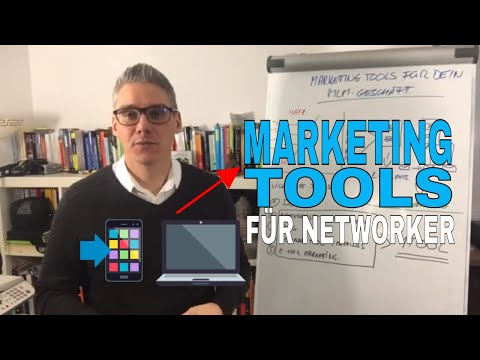 Marketing Tools für dein Network Marketing Geschäft