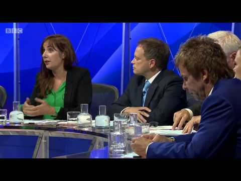 Question Time in Northampton - 02/10/2014
