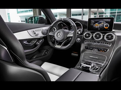 mercedes amg c63 coupe 2016 interior