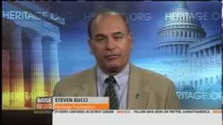 HSMI Senior Fellow Steven Bucci: Arise America News: Syrian Arms