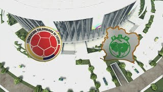 2014 fifa world cup brazil - colombia vs ivory coast - [hd full gameplay]
