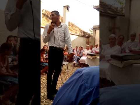 Botezul dela Biserica Calnic Alba