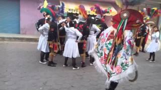 Primera Camada carnaval Tepeyanco 2016