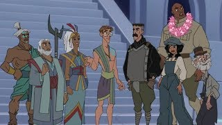 Download Video Atlantis: Milo's Return - The Team Gets Reunited (Eu Portuguese) MP3 3GP MP4