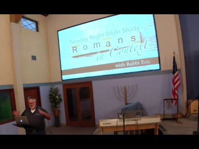 Tuesday Night Bible Study | Romans in Context: Week 1 | 10/13/20