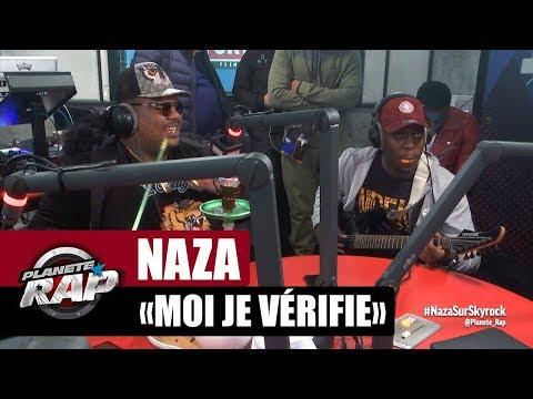 """Naza """"Moi Je Vérifie"""" Feat. Dadju & Aya Nakamura #PlanèteRap"""